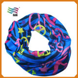 80*80cm Rot-Silk Schal für Frauen