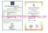 Distillazione residua dell'olio di motore dell'automobile e pianta di riciclaggio dell'olio (EOS-5)