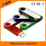Kundenspezifisches Plastik-USB-Blitz-Laufwerk mit Ihrem Firmenzeichen