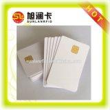 En blanco personalizados/Contacto Contacto la tarjeta de chips para la venta