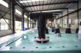 Olie Ondergedompelde Stap - onderaan Transformator