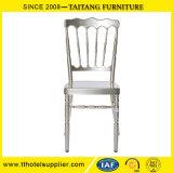 금속 나폴레옹 결혼식 연회 사용 의자 Mornden 의자 고아한 디자인