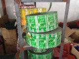 Protezioni dell'oggetto semilavorato della bottiglia della pellicola del PE del contrassegno del PVC dell'animale domestico della bottiglia di CDD della spremuta dell'acqua potabile dell'animale domestico