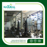 La planta suministra el extracto natural del ajo del 100%