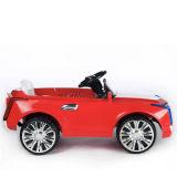 Elétrico Montar-no vermelho de controle remoto Car- do brinquedo do bebê