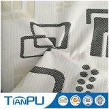 92 % 8% spandex polyester deux matelas de tissu de couleur