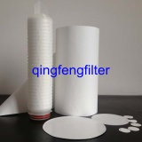 Hydrophobic en Hydrofiele 0.2um Membraanfilter PVDF voor Corrosieve Oplossingen