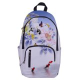 Pack sacs chariot de l'école pour les garçons sac à dos de châssis externe