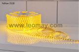 Indicatore luminoso di striscia flessibile IP68 di alto volt esterno LED