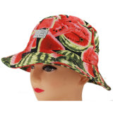 Изготовленный на заказ крышка шлема ведра печатание арбуза способа с сплетенным ярлыком