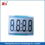 Écran LCD de Tn Transflective pour le distributeur de gaz