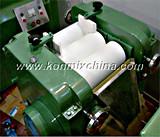 インクのための三重ロール製造所機械、コーティング、顔料の生産