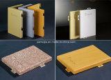 Revestimiento de pared de panel de aluminio revestido de PE / PVDF