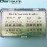 Изготовление MIM одно Denrum соединяет расчалки высокого качества Edgewise ортодонтические