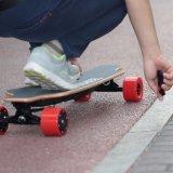[كوووهيل] [د3م] 4 يثنّي عجلات صرة لوح التزلج كهربائيّة [رموت كنترول]
