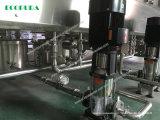 planta de embotellamiento de relleno de la máquina/de agua del fregado de las botellas que capsula 5gallon/línea de relleno