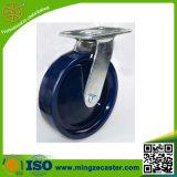 150mm feste PU-Rad-Fußrolle für industrielles Caster