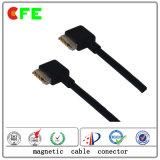Cable de alimentación magnético de 5 pines para portátiles