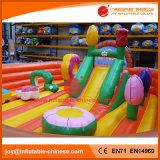 China castillo inflable saltando Combo para el Parque de Atracciones (T3-653)