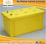 医療機器のシェルのプラスチック注入型
