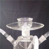 De Waterpijp van het glas met Uitstekende kwaliteit in Voorraad