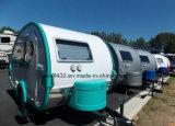 Road Small Camping Little Camper Caravan Biggest Teardrop Trailer Tc 015 떨어져 2018 새로운 Teardrop Style)