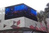 P6 P8 P10 P16 SMD 풀 컬러 발광 다이오드 표시 널 방수 옥외 큰 광고 스크린 LED 영상 벽 방수 내각