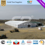 China-bester Lieferant des temporären Lager-Zeltes mit Aluminiumrahmen und Belüftung-Wänden