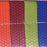 Hexagon PU Leather for Case Box Package