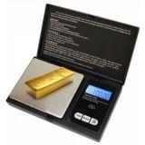 200g 0,01 g de alta capacidad de LCD Digital Báscula de Precisión