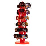 Прозрачная померанцовая индикация Eyeglasses Coutertop Roating акриловая