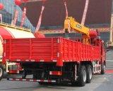 トラックの中国6X4クレーン販売のためのクレーンが付いているトラック8トンの