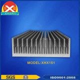 Aluminium Heatsink voor Svg