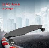 Nuevo patín eléctrico de cuatro ruedas certificado UL del desbloquear 2017