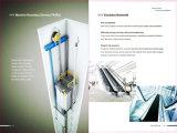 De Lift van de Passagier van Roomless van de machine met Certificaat