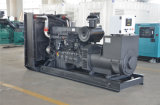 Genset con il generatore dei motori della Perkins