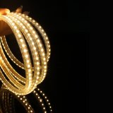 220V 120LEDs/M flexible Streifen des Seil-SMD3528 des Doppelt-LED als Weihnachtsdekoration