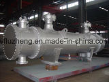 중국 G Kl Ll 폐기 가스 냉각을%s 알루미늄 탄미익 관 열교환기