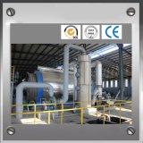 セリウム、SGS、ISOが付いている連続的で不用なタイヤの熱分解のプラント