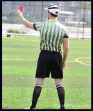 Быстро сухой футбол Джерси футбол Джерси футбола Джерси новой модели костюма судья-рефери американский