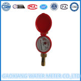 Hot Dn15mm Single Jet Dry Dial Water Meter