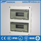 Boîte étanche à l'extérieur Boîte de distribution de l'extérieur du Cabinet Hc-Ht 24façons IP65