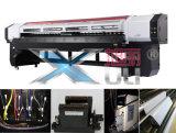Impresoras de Xuli - impresora al aire libre del solvente de la inyección de tinta de Digitaces de la cabeza de impresora *4 de los 3.2m Konica 512I (30PL)