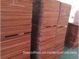 Merbau Prefinished 종갱도 광저우 공급자에게서 가득 차있는 단단한 나무 마루