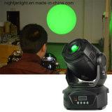 ディスコDJのGoboライトNj-L90のための段階効果90Wの点LEDの移動ヘッド