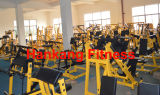 concentrazione del martello, strumentazione di forma fisica, macchina di ginnastica, strumentazione della costruzione di corpo, riga bassa Così-Laterale (HS-3009)