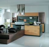 昇進の食器棚の台所家具