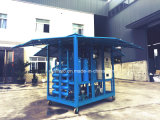 Macchina di filtrazione dell'olio del trasformatore di olio dell'isolamento di vuoto (ZYD)