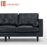 Sofá determinado del mejor sofá del cuero genuino para la oficina