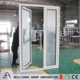 Bereiftes Glas-Badezimmer-Tür
